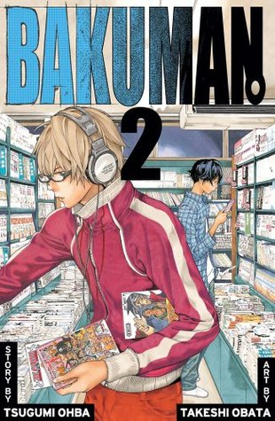 Bakuman, Volume 2 by Tsugumi Ohba