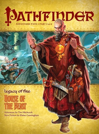 Pathfinder Adventure Path #20 by Tim Hitchcock