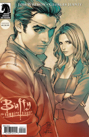 Buffy the Vampire Slayer: The Long Way Home, Part 2 (Buffy the Vampire Slayer: Season 8 (issues) #2)