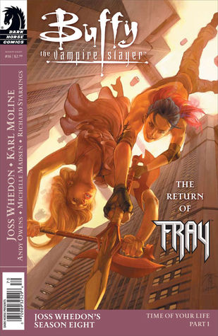 Buffy the Vampire Slayer: Time of Your Life, Part 1 (Buffy the Vampire Slayer: Season 8 (issues) #16)