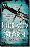 Herald of the Storm (Steelhaven, #1)