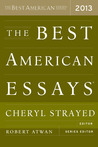 The Best American Essays 2013