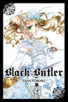 Black Butler, Volume 13 by Yana Toboso