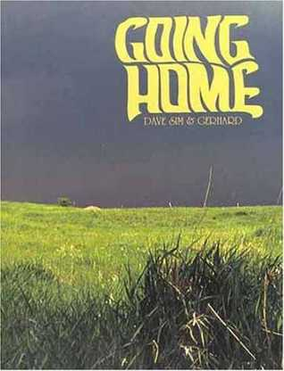 Going Home by Dave Sim