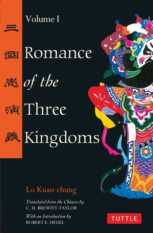 Romance of the Three Kingdoms, Vol. 1 by Luo Guanzhong