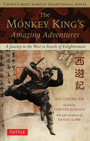 The Monkey King's Amazing Adventures by Wu Cheng'en
