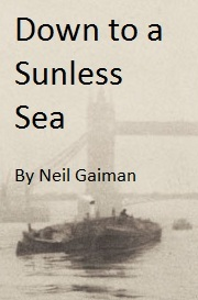 down to a sunless sea by 'the sacred river ran, through caverns measureless to man, down to a sunless  sea,' reads coleridge's poem, kubla khan, from which the game takes its name.