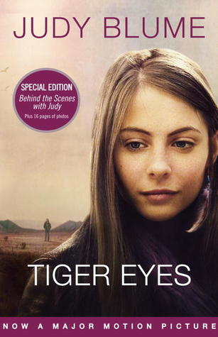 tiger eyes judy blume book report An overview and plot summary of tiger eyes by judy blume part of a larger study guide by bookragscom.
