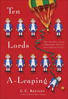 Ten Lords A-Leaping (Father Christmas Mystery, #3)