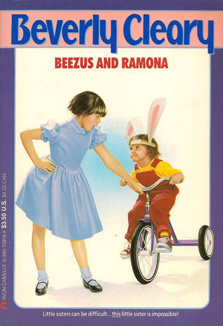 Beezus and Ramona (Ramona, #1) by Beverly Cleary — Reviews ...