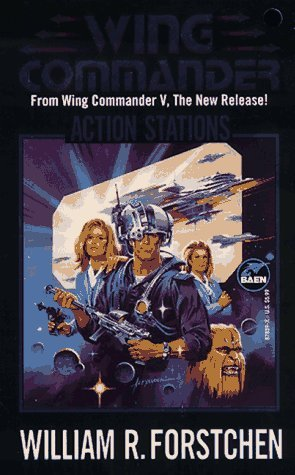 Action Stations (Wing Commander, #6)