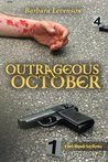 Outrageous October (Mary Magruder Katz Mystery #3)