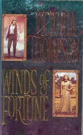 Winds of Fortune (The Tates of Texas, #3)