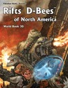 Rifts D-Bees of North America