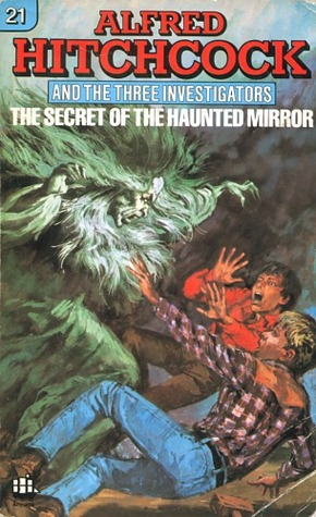 The Secret of the Haunted Mirror by M.V. Carey