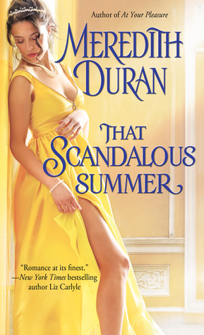 That Scandalous Summer (Rules for the Reckless #1)