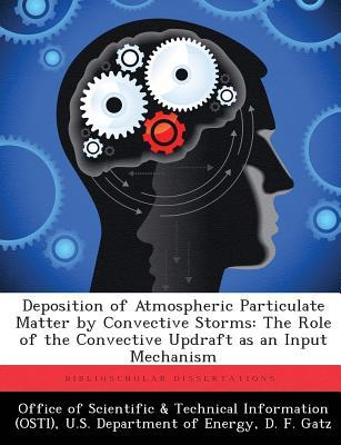 Deposition of Atmospheric Particulate Matter by Convective Storms: The Role of the Convective Updraft as an Input Mechanism