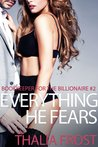 Everything He Fears (Bookkeeper for the Billionaire #2)