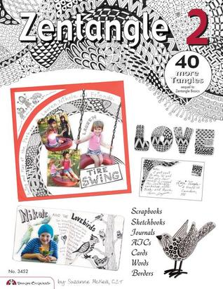 Zentangle 2 by Suzanne McNeill