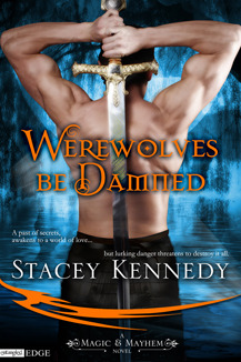Werewolves Be Damned by Stacey Kennedy