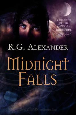 Midnight Falls (Children of the Goddess #4)