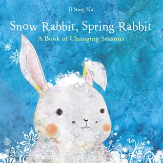 Snow Rabbit, Spring Rabbit by Il Sung Na