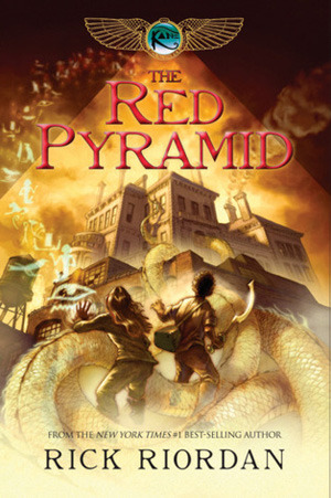 The Red Pyramid by Rick Riordan