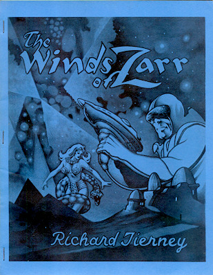 The Winds of Zarr