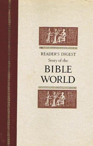 Story Of The Bible World, In Map, Word, And Picture
