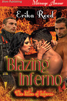 Blazing Inferno (The Men of Inferno, #1)