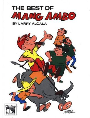 The Best of Mang Ambo by Larry Alcala