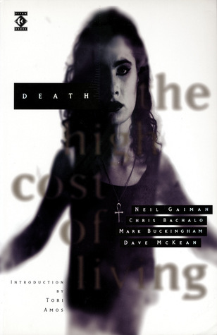 Death: The High Cost of Living Collected (Death of the Endless #1)