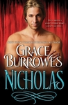 Nicholas: Lord of Secrets (Lonely Lords, #2)