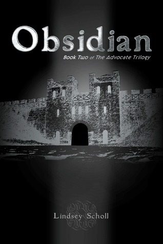 Obsidian (The Advocate Trilogy, #2)