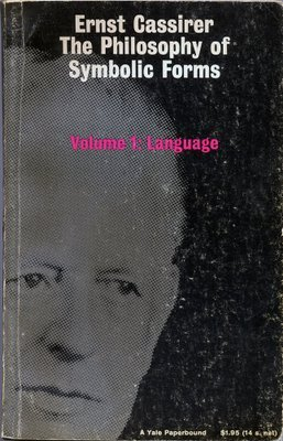 symbolic forms of cassirer