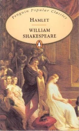 Hamlet By William Shakespeare Book Cover Hamlet by William Shak...
