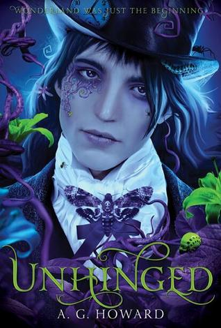 Unhinged (Splintered, #2)