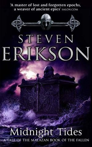 Midnight Tides by Steven Erikson