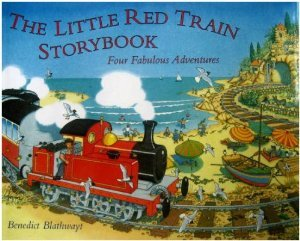 The Little Red Train Storybook