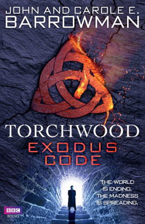 Exodus Code by Carole E. Barrowman