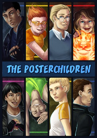 The Posterchildren: Origins (Posterchildren #1)