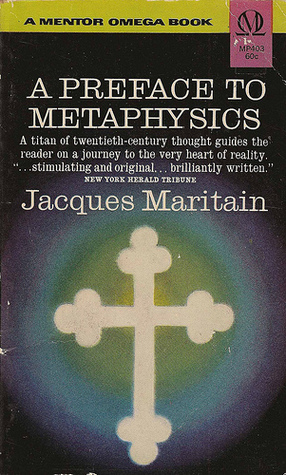 A Preface To Metaphysics: Seven Lectures On Being