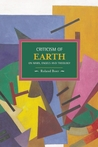 Criticism of Earth by Roland Boer
