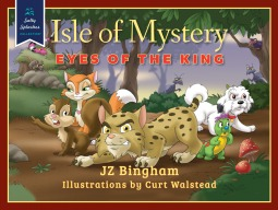 Isle of Mystery: Eyes of The King (Salty Splashes Collection #2)