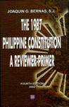 The 1987 Philippine Constitution: A Reviewer Primer