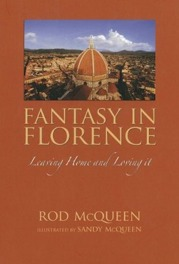 Fantasy in Florence: leaving home and loving it