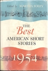 The Best American Short Stories 1954: and the Yearbook of the American Short Story