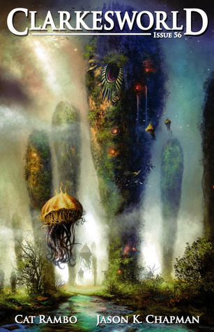 Clarkesworld Magazine, Issue 56
