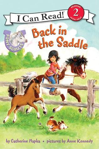 Back in the Saddle (Pony Scouts)
