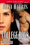 College Boys (Men of Holsum College, #1)
